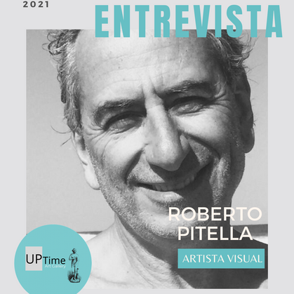Entrevista com professor e artista plástico Roberto Pitella