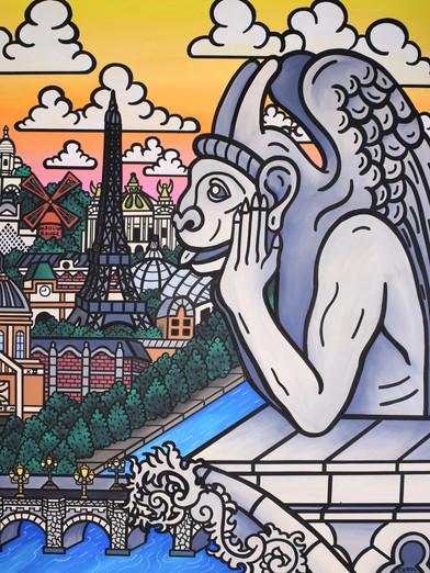 Le Stryge de Paris