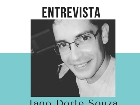 Entrevista com o Artista Plástico Iago Dorte Souza
