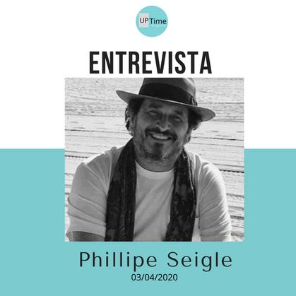 ENTREVISTA COM PHILLIPE SEIGLE - O GLOBTROTTER DA ARTE!