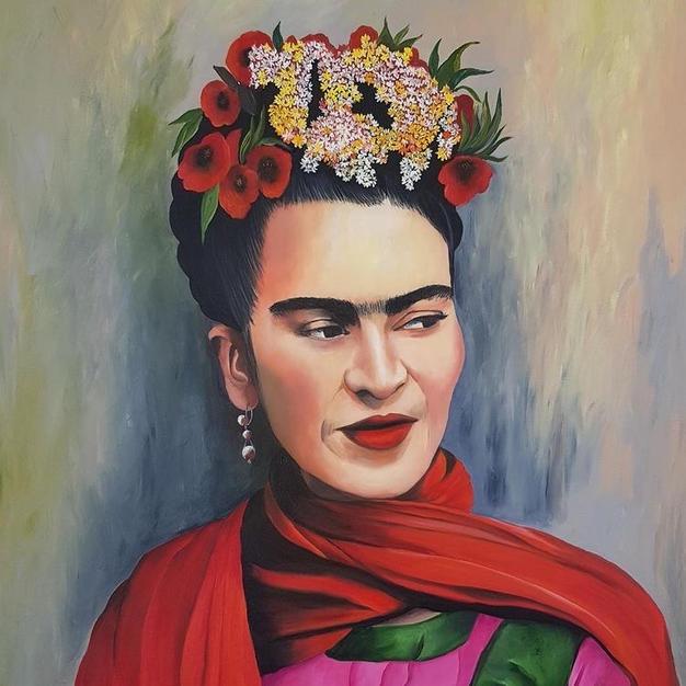 O Olhar de Frida