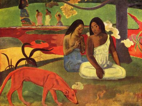Passaporte para a Imortalidade - Paul Gauguin