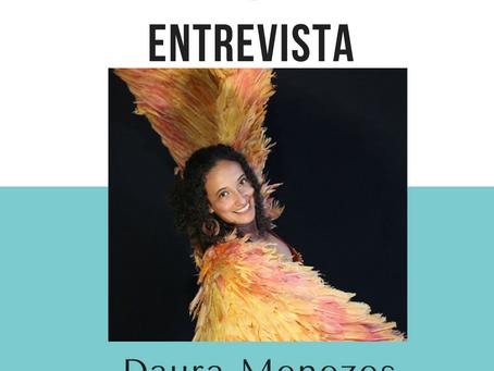 Entrevista com a Artista Plástica Daura Menezes