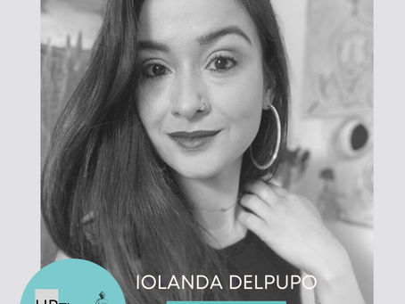 Entrevista com a artista Iolanda Delpupo