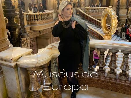 Museus da Europa