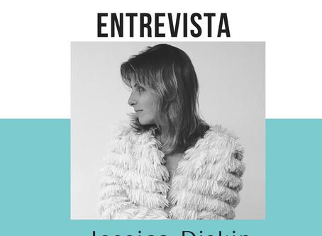 Entrevista com a Artista Visual Jessica Diskin