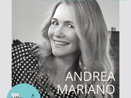 Entrevista com a Artista Andrea Mariano