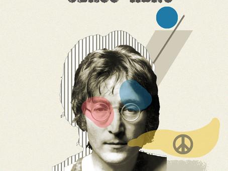 """O """"Lennon"""" de Tito Khzouz"""