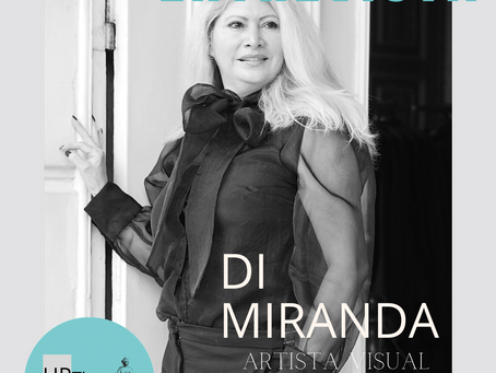 Entrevista com a artista Di Miranda