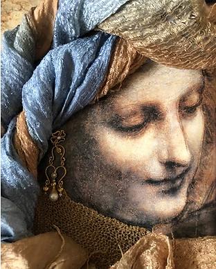 Saint Anne in a Turban - Juliana Carvalh