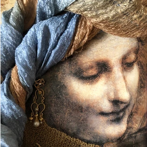 Saint Anne in a Turban