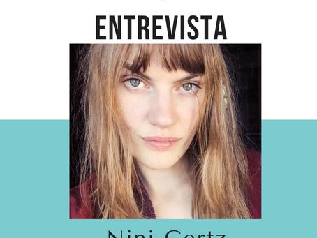 Entrevista com a Artista Plástica Nini Gertz