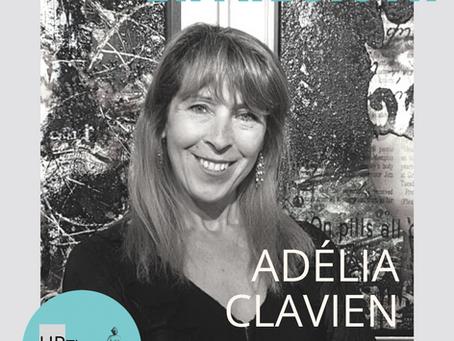 Entrevista com a artista  Adélia Clavien