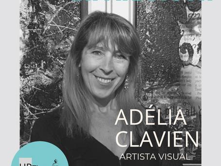 Entrevista com a Artista Visual Adélia Clavien