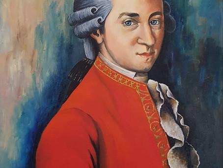 Mozart de Andrea Mariano