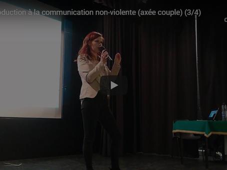 Introduction à la communication non-violente (axe du couple)