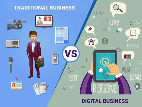 Go Digital: But, why?