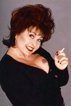 Roseanne Barr.  SNL