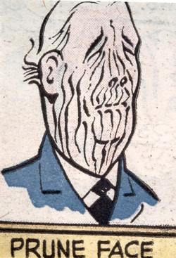 Dick Tracy's Pruneface