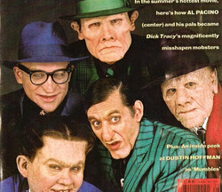Cast of Dick Tracy