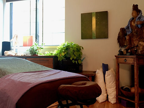 Sarah Hall's Portland Based Biodynamic Healthcare office