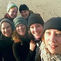 Coastal Quietude Biodynamic Practice Group: Sarah Hall, Deborah Merkle, Monica Rudestam, Angela Severson, April Straus, Stacy Darby