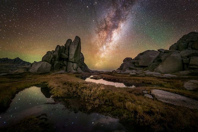 Milky Way Wisdom