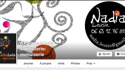 Une page Facebook !