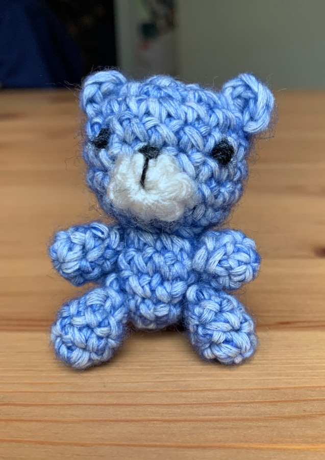 Tiny Teddy Bear