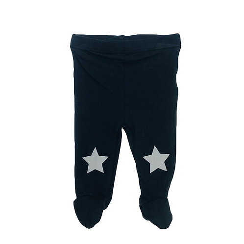 Footed Star Legging