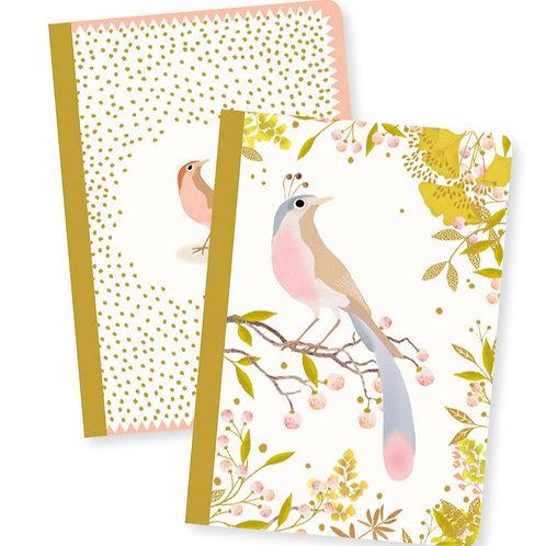 Mini Bird Notebook