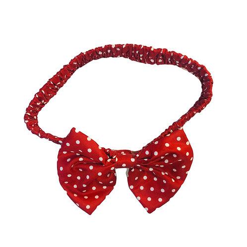Bow Spot Headband