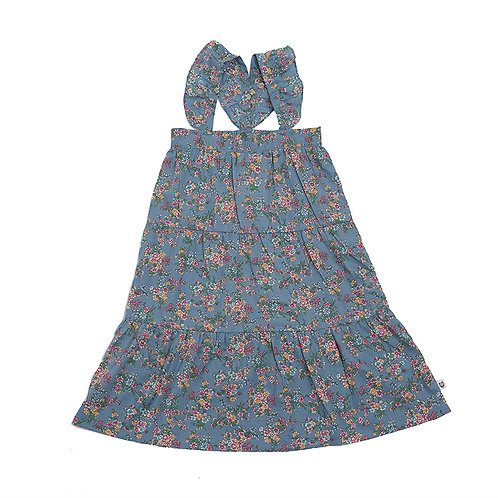 Cornflower Maxed Dress