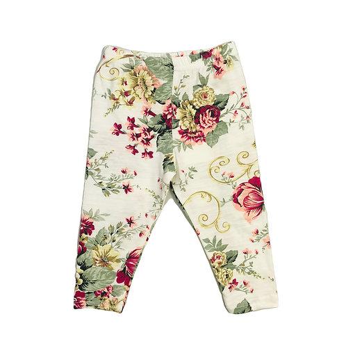 Vintage Floral Legging