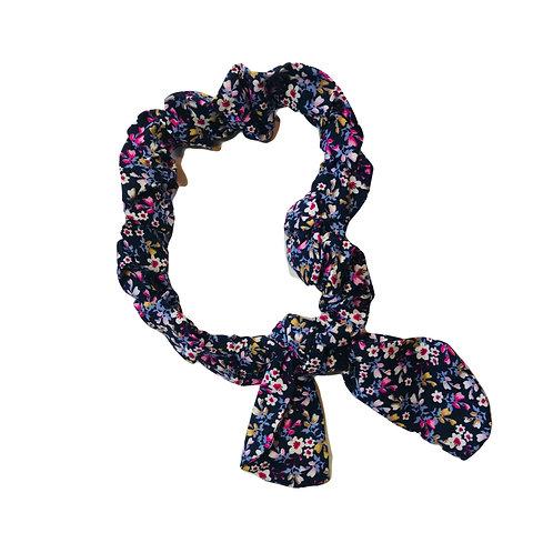 Violet  Knot Headband