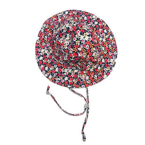 Sienna Floral Sun Hat