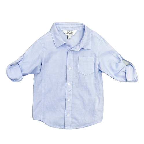 Soft Blue Shirt