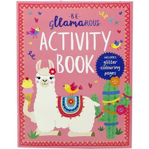 Be Gllamarous Activity Book