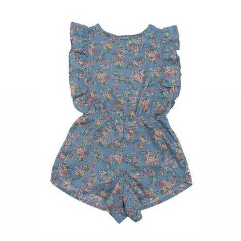 Cornflower Playsuit