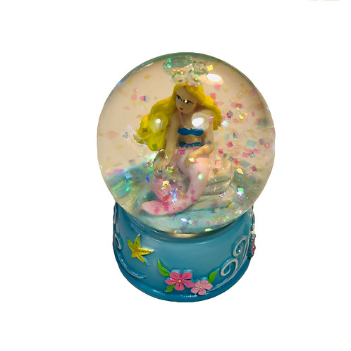Mermaid Snow Globe