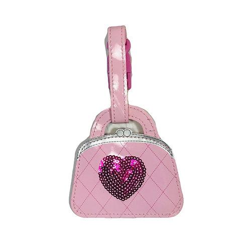 Heart Bag Tag