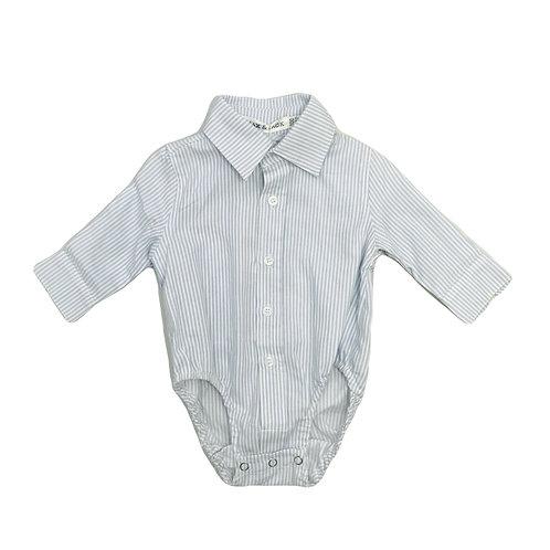Striped Shirtall