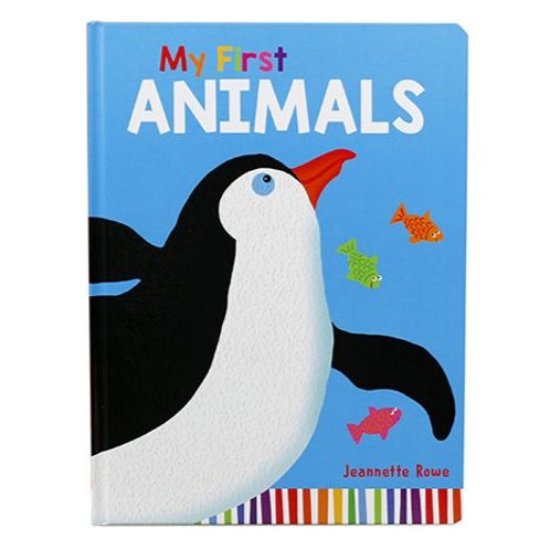 My First Animals Big Board Book