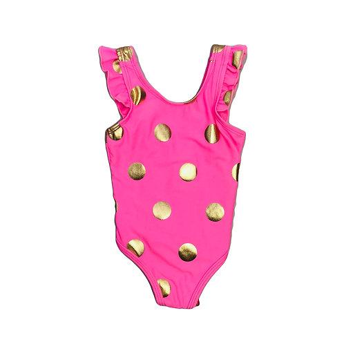 Gold Spot Swimsuit