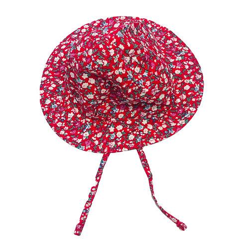 Lulu Floral Sun Hat