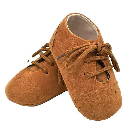 Tan Gentleman Shoe