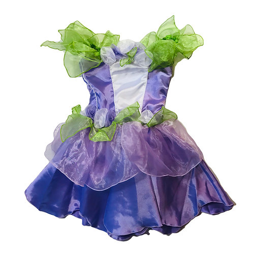 Purple Fairy Dress