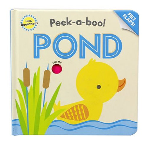 Peek-a-boo Pond
