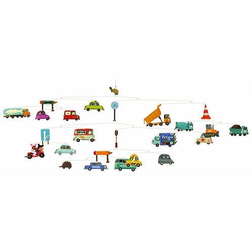 Traffic Mobile