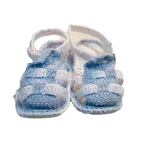 Crochet Gladiator Sandal